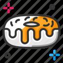 donut, doughnut, food, snack, sweet icon
