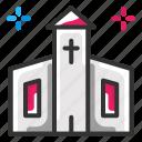 church, monument, religion