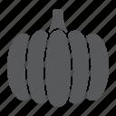cucurbita, diet, food, halloween, pumpkin, thanksgiving, vegetable icon