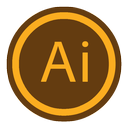 adobeillustrator icon