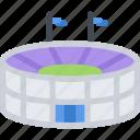 stadium, sport, football, game, play, ball