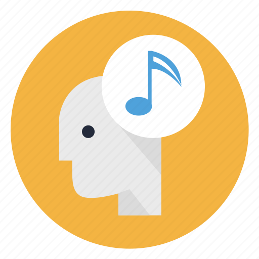 hum, mind, music, musician, sing, song, sound icon