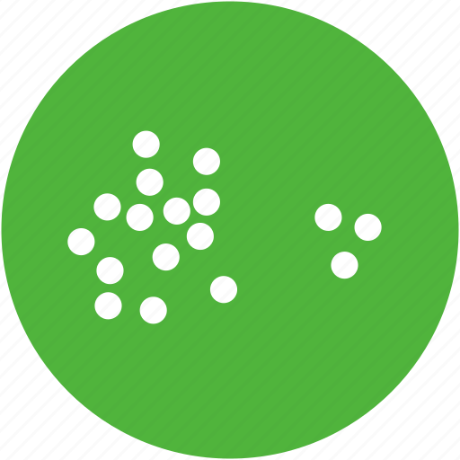 cluster, distributed, excluded, grouping icon