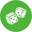 casino, chance, craps, dice, gambling, luck, probability