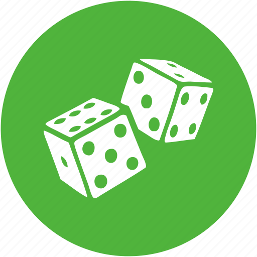 casino, chance, craps, dice, gambling, luck, probability icon