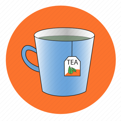 boisson, boisson chaude, drink, green tea, hot drink, tea, thé icon