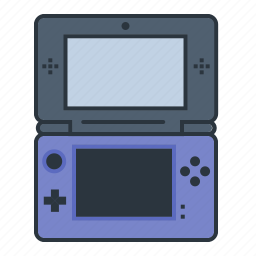 3ds, console, controller, game, gamepad, gaming, joystick icon - Download on Iconfinder