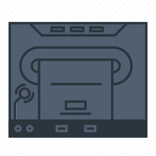 aes, console, controller, game, geo, neo, neogeoaes icon