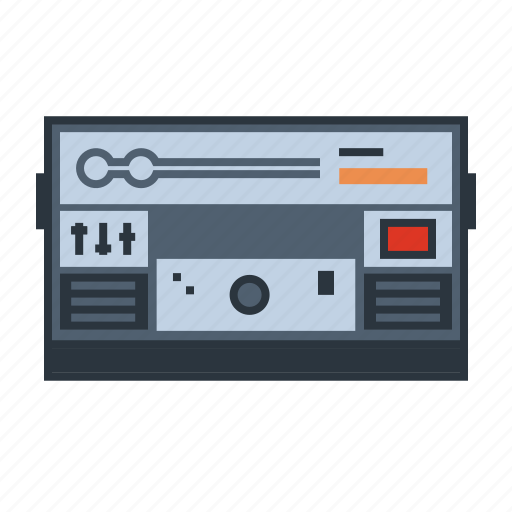 Coleco, console, controller, game, gamepad, gemini, telstar icon - Download on Iconfinder