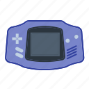 advance, controller, game, gameboy, gamepad, joystick, play icon
