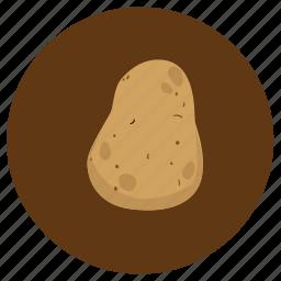 food, fruit, potato, vegatable icon