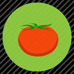 food, fruit, tomato, vegetable icon
