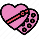 candies, love, romance, sweet, valentine