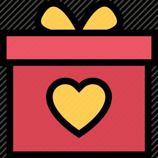 Gift, love, romance, valentine, wedding icon - Download on Iconfinder