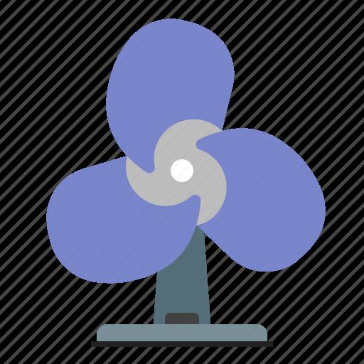 blowing, fan, wind, windy icon
