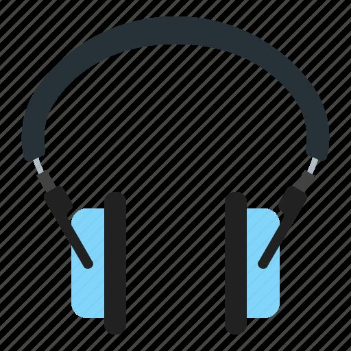 audio, headphones, music, sound icon