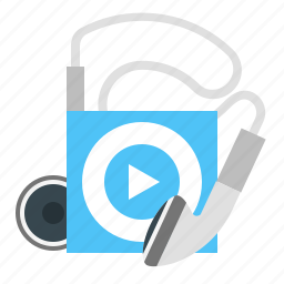 audio, ipod, media, music, player icon