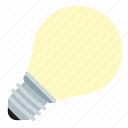 bulb, creative, idea, lightbulb icon