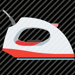 iron, ironing, linen, smoothing icon