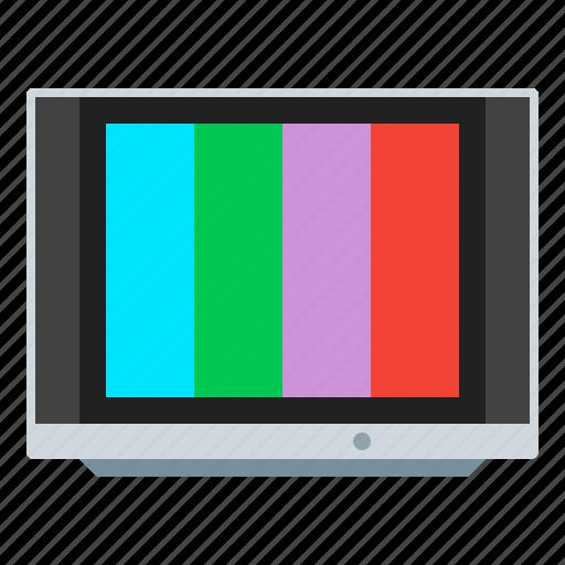 screen, television, tv, video icon