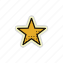 award, favourite, rank, rating, special, star icon