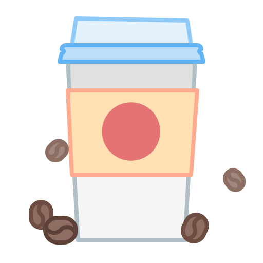 beverage, coffee, cup, drink, grain icon