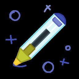 ballpoint, edit, pen, write icon