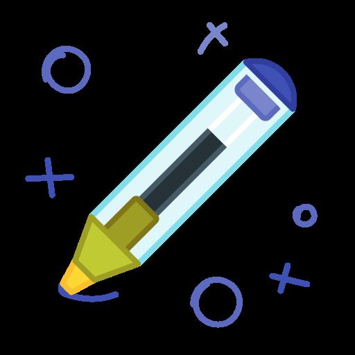 Write, ballpoint, edit, pen icon - Free download