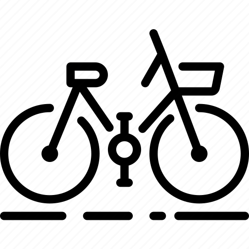 bicycle, city, city bike, eco, ride, transportation icon