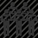 choir, chorus, key, music, note, sing, song