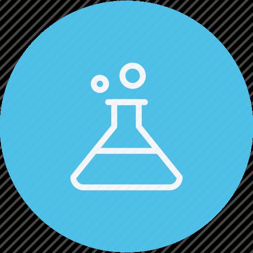bikar, chemical, chemistry, experiment, science, sign icon
