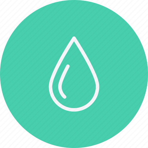 drop, droplet, drops, ecology, rain, sign, water icon