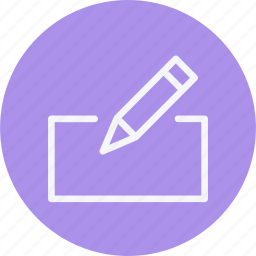 edit, editing, interface, pencil, sign, writing icon