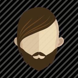 avatar, face, guy, jewish icon
