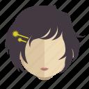 avatar, face, girl, pretty