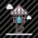 drop, fall, free, freefall icon
