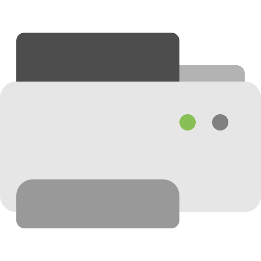 cartridge, device, file, periferic, photo, print, printer icon