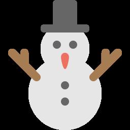 celebration, christmas, kids, snow, snowman, winter, x-mas icon