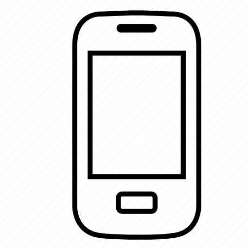 cell, communication, device, mobile, phone, smartphone, technology icon