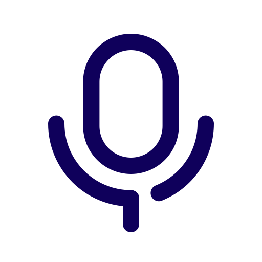 mic, microphone, podcast, record icon
