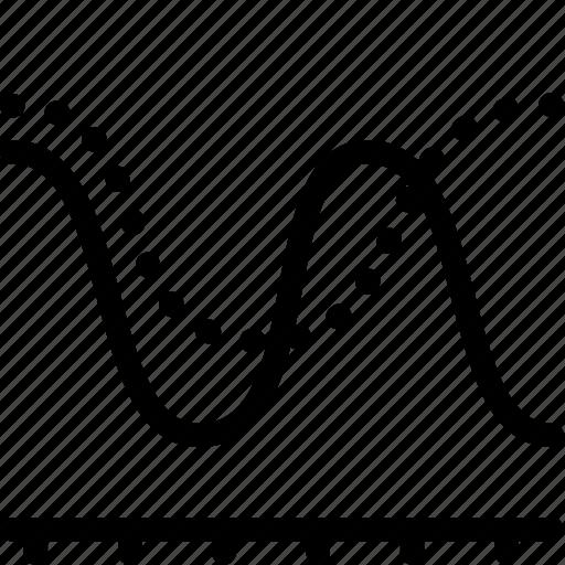 Analytics, oscilloscope icon - Download on Iconfinder