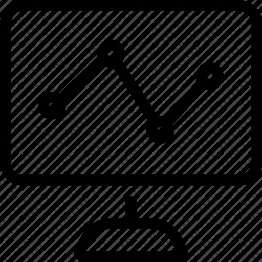 dashboard, kpi, report icon