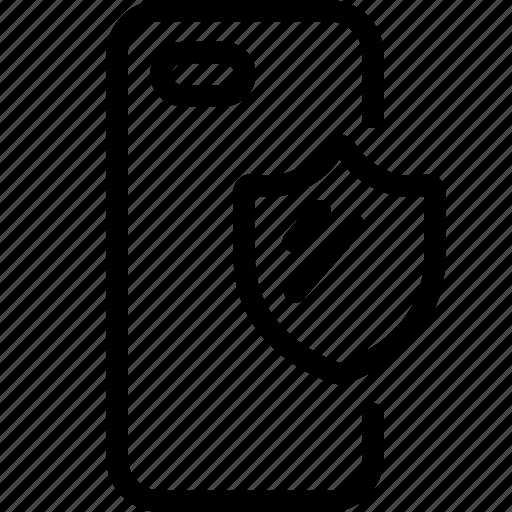 case, mobile, phone icon