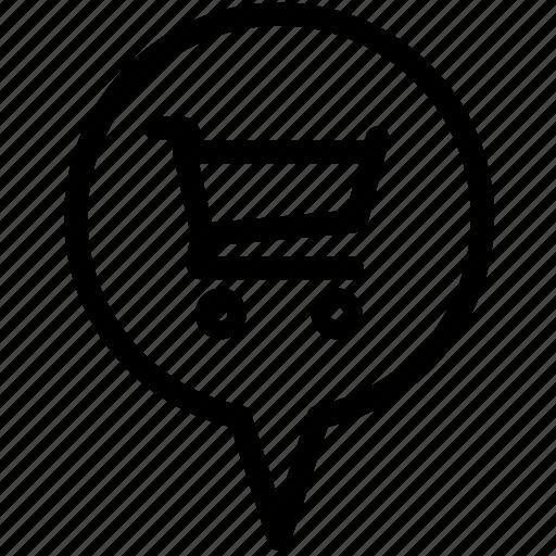 Location, locator, store icon - Download on Iconfinder