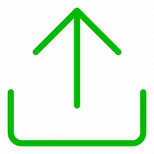 cloud, data, download, green, storage, up, upload icon