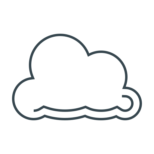 cloud, cloudy, data, network, seo, weather icon