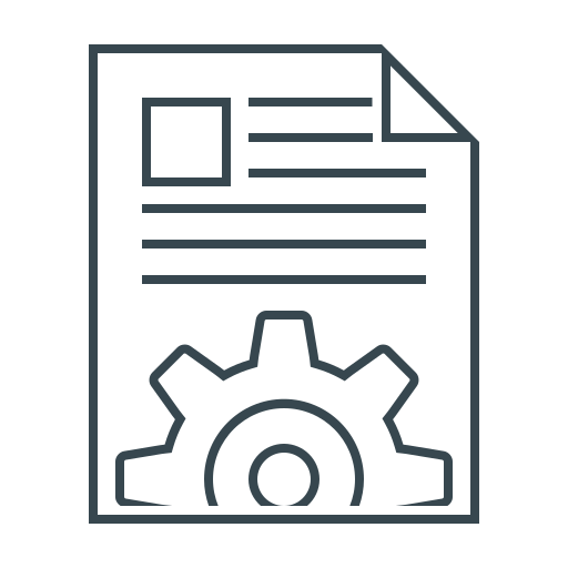 article, content, content management, paper, sheet icon