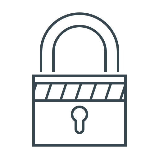 lock, protection, secure, security, seo icon