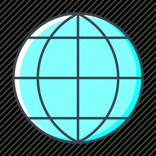 earth, global, globe, international, network, planet, worldwide icon