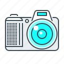 cam, camera, digital, gallery, photo, photo gallery, photography icon